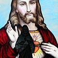 Two Jesuses by Ed Weidman