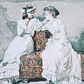 Two Ladies by Winslow Homer