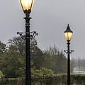 Two Lamps by Keith Douglas