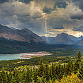 Two Medicine - Glacier National Park by Brenda Jacobs