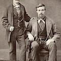 Two Men, 19th Century by Granger