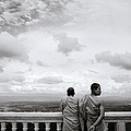 Two Monks by Shaun Higson