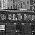 Two Old Hippies In Nashville by Dan Sproul