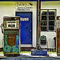 Two Pumps by Bruce Bain