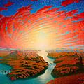 Two Rivers by Karma Moffett