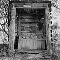 Two-seater Outhouse by Daniel Hagerman