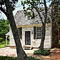 Two Tree Cottage by Shari Nees
