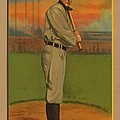 Ty Cobb Circa 1911 by George Pedro