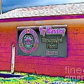 Ty Massey Memorial Colona Il by Margaret Newcomb