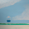 Tybee Island 3rd Street Guard Stand  by Rhodes Rumsey