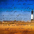 Tybee Island Lighthouse - A Sentimental Journey by Mark E Tisdale
