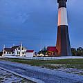 Tybee Island Night Light by Diana Powell