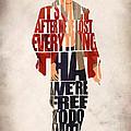 Tyler Durden by Inspirowl Design