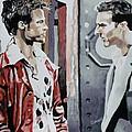 Tyler Durden by Jeremy Moore