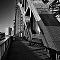 Tyne Bridge Monocrome by Martyn Arnold