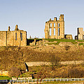 Tynemouth Priory And Castle by David Head