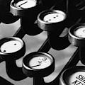 Typewriter Keys, 1921 by Granger
