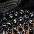 Typewriter Remembered by Harold E McCray