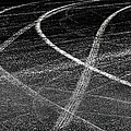 Tyre Tracks by Jose Bispo