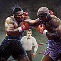 Tyson/holyfield by Gregory Perillo