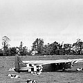 U. S. Air Force Glider That Landed by Everett