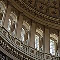 U S Capitol Dome by Steve Gadomski