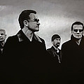 U2 by Paul Meijering