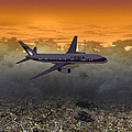 Ua 757 20x10 01 by Mike Ray