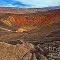 Ubehebe At Death Valley by Adam Jewell