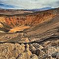 Ubehebe Crater by Adam Jewell