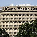 University Of Connecticut Uconn Health Center by Phil Cardamone