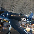 Udvar-hazy Center - Smithsonian National Air And Space Museum Annex - 12122 by DC Photographer