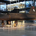 Udvar-hazy Center - Smithsonian National Air And Space Museum Annex - 121229 by DC Photographer