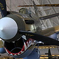 Udvar-hazy Center - Smithsonian National Air And Space Museum Annex - 12124 by DC Photographer