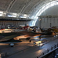 Udvar-hazy Center - Smithsonian National Air And Space Museum Annex - 12125 by DC Photographer