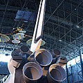 Udvar-hazy Center - Smithsonian National Air And Space Museum Annex - 121269 by DC Photographer