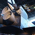 Udvar-hazy Center - Smithsonian National Air And Space Museum Annex - 121272 by DC Photographer