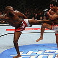 Ufc 152 Jones V Belfort by Al Bello/zuffa Llc