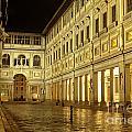 Uffizi Gallery Florence Italy by Ryan Fox
