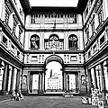 Uffizi Gallery In Florence by JR Photography