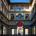 Uffizi by Inge Johnsson