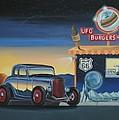U.f.o. Burgers by Stuart Swartz