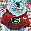 Uga Bulldog II by Michael Lee