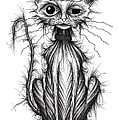 Ugly Cat by Keith Mills