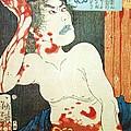 Ukiyo-e Print by Roberto Prusso