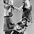 Ukrainian Folk Dancers by Underwood Archives