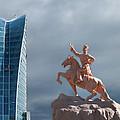 Ulaanbaatar by Alan Toepfer