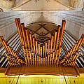 Ulm Pipe Organ by Jenny Setchell