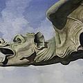 Ulmer Munster Gargoyle by Sam Sidders