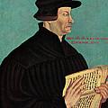 Ulrich Zwingli by Hans Asper